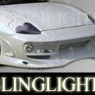 2000 2001 2002 2003 2004 2005 Mitsubishi Eclipse AIT Racing Body Kit Fog Lights Lamps