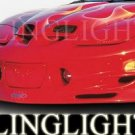1998-2002 PONTIAC TRANS AM WINGS WEST BODY KIT FOG LIGHTS 1999 2000 2001