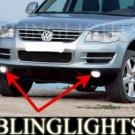 2006-2009 VOLKSWAGEN TOUAREG 2 FOG LIGHTS vr6 v8 v10 tdi 2007 2008