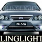 2001-2009 FORD FALCON FOG LIGHTS xt futura fairmont bf 2002 2003 2004 2005 2006 2007 2008