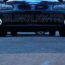 1997-2003 PONTIAC GRAND PRIX HALO FOG LIGHTS DRIVING LAMPS LIGHT LAMP KIT 1998 1999 2000 2001 2002