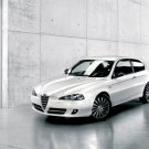 "Alfa Romeo 147 CNC Costume National Car Poster Print on 10 mil Archival Satin Paper 16"" x 12"""