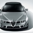"Alfa Romeo Brera Car Poster Print on 10 mil Archival Satin Paper 16"" x 12"""