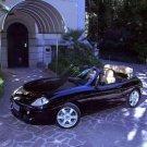"Fiat Barchetta First Class Alviero Martini Car Poster Print on 10 mil Archival Satin Paper 16""x12"""