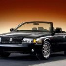 "Mercury Marauder Convertible Concept Car Poster Print on 10 mil Archival Satin Paper 16"" x 12"""""