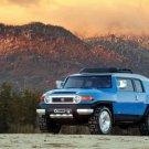 "Toyota FJ Cruiser Concept Car Poster Print on 10 mil Archival Satin Paper 16"" X 12"""