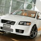 "Volvo C30 Heico Concept Car Poster Print on 10 mil Archival Satin Paper 16"" x 12"""
