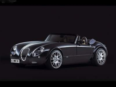 "Wiesmann Roadster Car Poster Print on 10 mil Archival Satin Paper 16"" x 12"""
