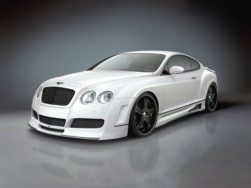 "Bentley Continental GT Premier 4509 Car Poster Print on 10 mil Archival Satin Paper 16"" X 12"""