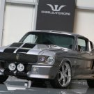 "Ford Shelby Mustang GT500 Eleanor (2009) Car Poster Print on 10 mil Archival Satin Paper 16"" x 12"""""