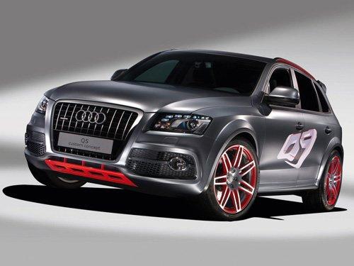 "Audi Q5 Custom Concept Car Poster Print on 10 mil Archival Satin Paper 16"" x 12"""