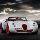"Wiesmann Roadster MF5 Car Poster Print on 10 mil Archival Satin Paper 16"" x 12"""