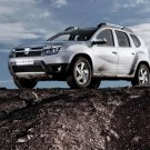"Dacia Duster 2011 Car Poster Print on 10 mil Archival Satin Paper 16"" x 12"""