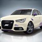 "ABT Audi A1 Archival Canvas Car Print (Rolled) 16"" x 12"""