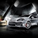 "Fiat Punto Evo Abarth Esseesse Car Poster Print on 10 mil Archival Satin Paper 16"" x 12"""