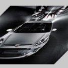 "Fiat Punto Evo Abarth Esseesse Archival Canvas Car Print (Mounted) 16"" x 12"""