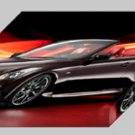 Infiniti IPL G Cabrio Concept  Archival Canvas Car Print (Mounted)