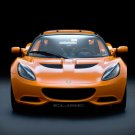 "Lotus Elise 2011 Car Poster Print on 10 mil Archival Satin Paper 16"" x 12"""