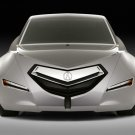 "Acura Advanced Sedan Car Poster Print on 10 mil Archival Satin Paper 16"" x 12"""