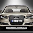 """Audi A8 L W12 2011 Car Poster Print on 10 mil Archival Satin Paper 16"""" x 12"""""""