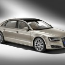 "Audi A8 L W12 2011 Car Poster Print on 10 mil Archival Satin Paper 16"" x 12"""