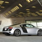 "Audi R8 V10 2010 Car Poster Print on 10 mil Archival Satin Paper 16"" x 12"""