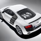 "Audi R8 V10 5.2 FSI quattro Car Poster Print on 10 mil Archival Satin Paper 16"" x 12"""
