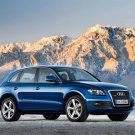 "Audi Q5 Car Poster Print on 10 mil Archival Satin Paper 16"" x 12"""