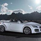 """Audi TT ClubSport Quattro Car Poster Print on 10 mil Archival Satin Paper 20"""" x 15"""""""