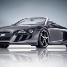 "ABT Audi R8 Spyder Car Poster Print on 10 mil Archival Satin Paper 20"" x 15"""