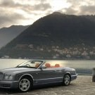 "Bentley Azure T Car Poster Print on 10 mil Archival Satin Paper 16"" X 12"""