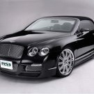 "Bentley ASI Continental GTC Car Poster Print on 10 mil Archival Satin Paper 16"" X 12"""
