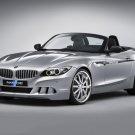 "BMW Hartage Z4 Aerodynamic Kit Car Poster Print on 10 mil Archival Satin Paper 20"" x 15"""