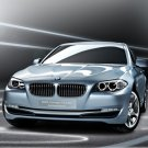 "BMW 5-Series ActiveHybrid Concept Car Poster Print on 10 mil Archival Satin Paper 16"" x 12"""