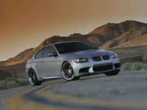 "BMW M3 RDSport RS46 Car Poster Print on 10 mil Archival Satin Paper 16"" x 12"""