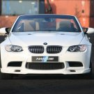 "BMW Hartge M3 Aerodynamic Kit Car Poster Print on 10 mil Archival Satin Paper 20"" x 15"""