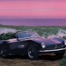 "BMW 507 (1955) Car Poster Print on 10 mil Archival Satin Paper 16"" x 12"""