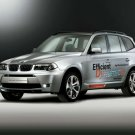 "BMW X3 EfficientDynamics Car Poster Print on 10 mil Archival Satin Paper 16"" x 12"""