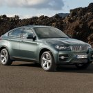 "BMW X6 Car Poster Print on 10 mil Archival Satin Paper 16"" x 12"""