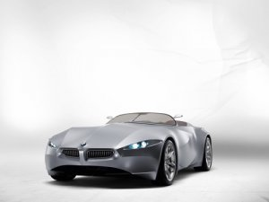 BMW GINA Light Visionary Model Concept Car Poster Print 16&quot; x 12&quot;