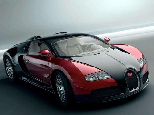 "Bugatti EB 16.4 Veyron Car Poster Print on 10 mil Archival Satin Paper 16"" x 12"""