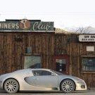"Bugatti Veyron Car Poster Print on 10 mil Archival Satin Paper 20"" x 15"""