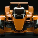 "Caparo T1 Car Poster Print on 10 mil Archival Satin Paper 20"" x 15"""