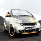 "Carlsson Smart Fortwo Car Poster Print on 10 mil Archival Satin Paper 16"" x 12"""