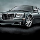 "Chrysler 300C Car Poster Print on 10 mil Archival Satin Paper 16"" x 12"""