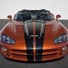 "Dodge Viper SRT10 2010 Car Poster Print on 10 mil Archival Satin Paper 16"" x 12"""