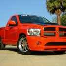 "Dodge Hemi Ram 1500 Super Truck Poster Print on 10 mil Archival Satin Paper 16"" x 12"""