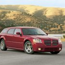 "Dodge Magnum RT Car Poster Print on 10 mil Archival Satin Paper 16"" x 12"""