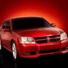 "Dodge Avenger Concept Car Poster Print on 10 mil Archival Satin Paper 16"" x 12"""