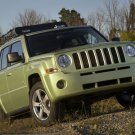 "Jeep Patriot Back Country Car Poster Print on 10 mil Archival Satin Paper 16"" x 12"""